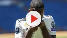Mercato PSG: Vinicius Junior (Real Madrid) pourrait être prêté cet été