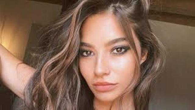 La hija de Mariló Montero y Carlos Herrera, Rocio Crusset, trabaja para Victoria's Secret