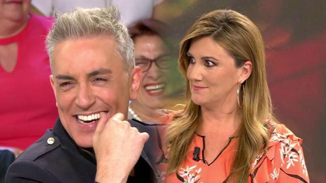 Kiko Hernández deja 'Sálvame' y Carlota Corredera no da motivos