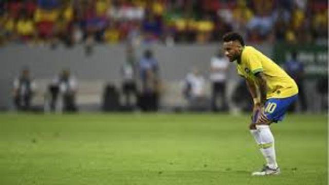 Neymar forfait pour la Copa America