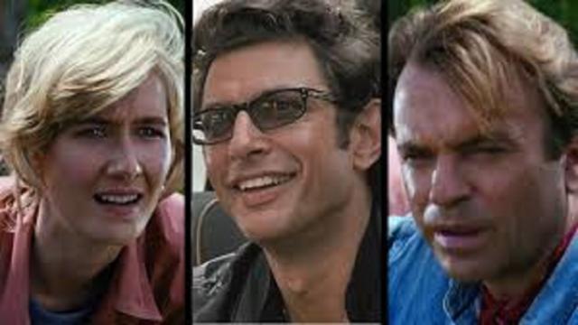Le trio original annoncé au générique de Jurassic World 3