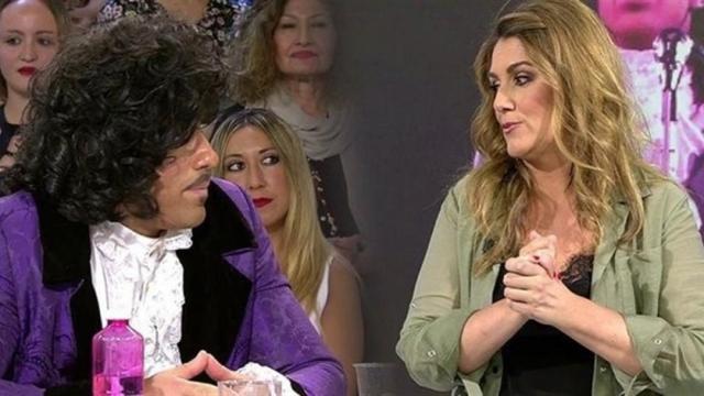 Carlota estalla contra Rafa Mora acusándolo de victimizarse falsamente