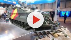 Lo último en equipamiento militar puede verse en la Feria Internacional de Defensa