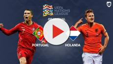 Portugal y Holanda disputarán la final de la UEFA Nations League