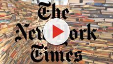 New York Times: la lista dei migliori dieci libri pubblicati nel 2018