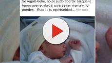 Una mexicana pretendía vender a su bebé en Facebook