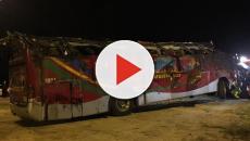 Acidente deixa 10 mortos e 51 feridos em Campos do Jordão