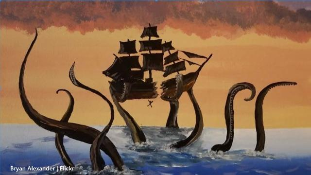 Seattle's NHL team: Hints indicate 'Kraken' may be a good name