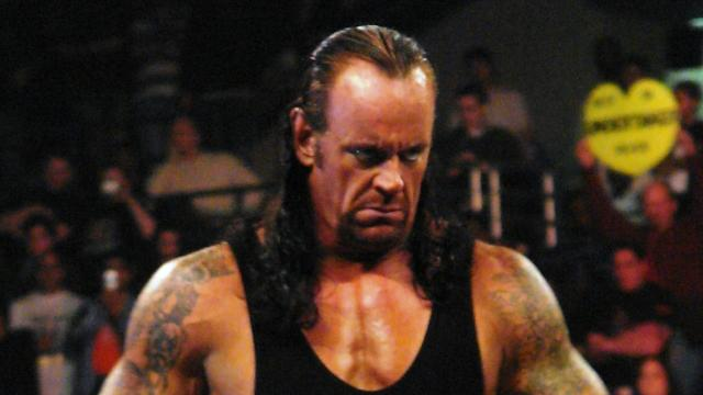 The Undertaker hints at retirement from the wrestling ring after Super Showdown