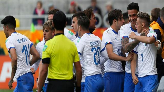 Italia-Ucraina, mondiali under 20 in tv in chiaro e in streaming su Rai Sport e RaiPlay