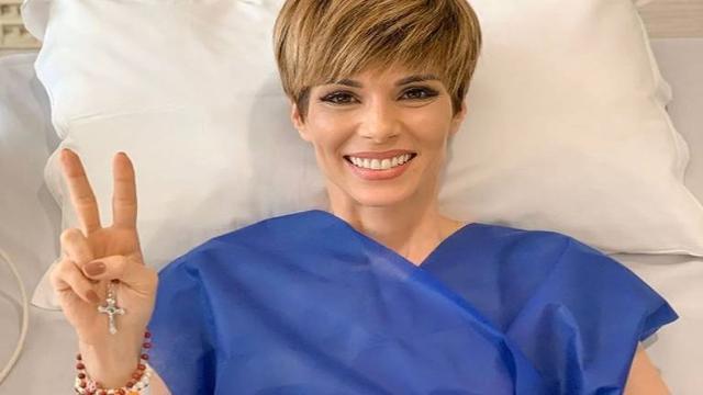 Ana Furtado vence luta contra o câncer