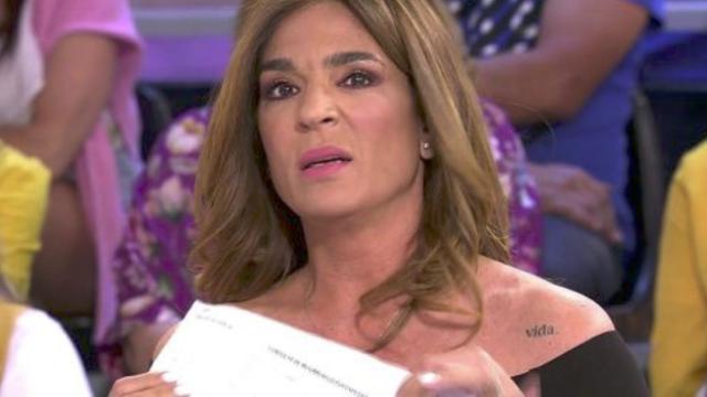 Sálvame: Raquel Bollo estalla porque Carmen Gahona dijo que Alma no es hija de Chiquetete