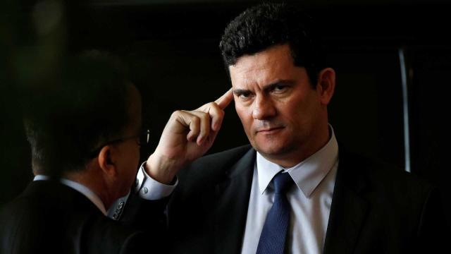 Marco Aurélio Mello acredita que Sergio Moro deva deixar o cargo de ministro