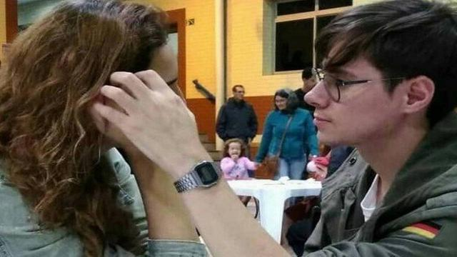 Namorada de Rafael Miguel posta desabafo em rede social: 'difícil de assimilar'