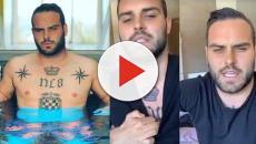 Nikola Lozina critiqué pour ses tatouages, il réplique : 'C'est de l'art'