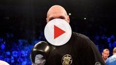 Boxe, Tyson Fury punzecchia ancora Joshua: 'Ormai è finito'