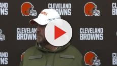 Cleveland head coach Freddie Kitchens having to take over offensive duties