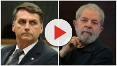 Bolsonaro diz que sairia cachaça da barriga de Lula caso ele fosse esfaqueado