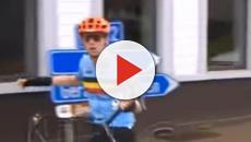 Giro del Belgio, Van Hooydonck litiga con un meccanico: 'Dammi la ruota'