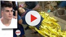 Violeta es evacuada por un síncope y los médicos informan de su estado