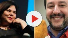 Michela Murgia denuncia minacce ricevute sui social: 'Questo è squadrismo e Salvini tace'