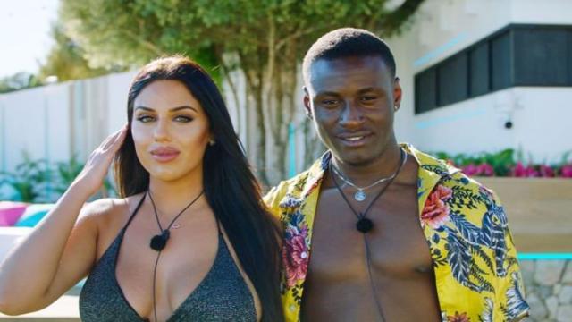 'Love Island: Sherif leaves villa due to 'poor judgement'