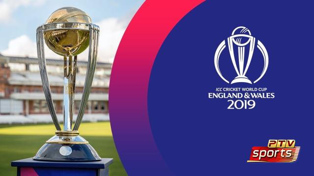 PTV Sports live streaming England vs WI ICC WC 2019 match at Sports.ptv.com.pk