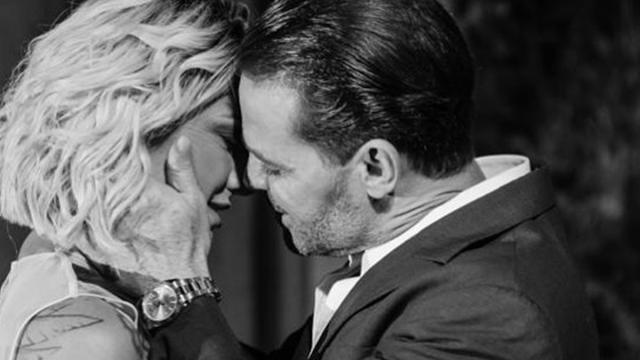 Antonia Fontenelle nega namoro, mas pede mais beijos para Eduardo Costa