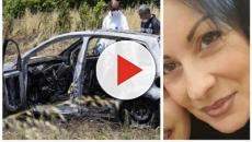 Roma, trovati corpi carbonizzati in auto: scomparse due persone