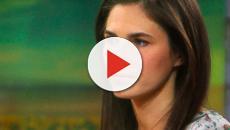 Amanda Knox in Italia, in lacrime sul palco: 'Io vittima di un'inchiesta contaminata'