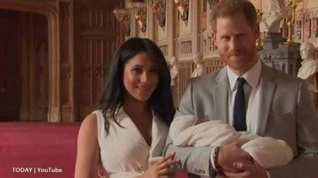 Meghan Markle and Prince Harry's son Archie may appear on a Father's day IG post