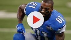 Falcons fans fired up by Calvin Johnson visit