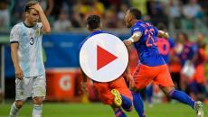 Copa America: Argentina-Colombia 0-2, subito un k.o per Messi