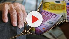 Pensioni, quattordicesima a luglio per 3,5 milioni di pensionati aventi diritto