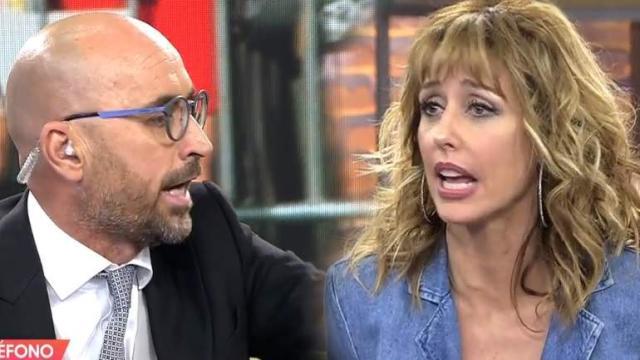 Diego Arrabal critica a Belén y a su boda y Emma García lo manda callar