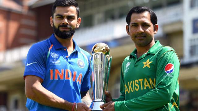 Pakistan vs India ICC World 2019 highlights, Pakistan need 337 runs to win