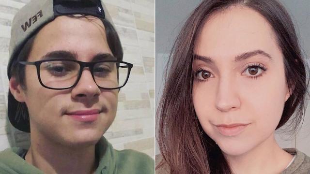Irmã de Rafael Miguel pede para internautas não compartilharem fotos do corpo do ator