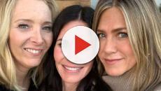 El 55 cumpleaños de Courtney Cox reunió a todas las actrices de 'Friends'