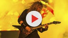 Após vocalista descobrir câncer, Megadeth cancela apresentação no Rock In Rio