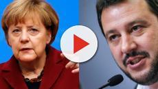 La tensione tra Germania e Italia è in aumento per via dei migranti