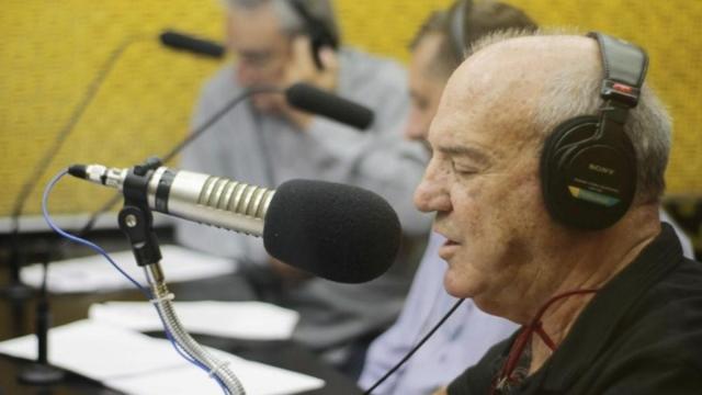 Paulo Lopes está prestes a comemorar seu primeiro mês de trabalho na Massa FM