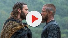 Ator de 'Vikings' divulga foto inédita da 1ª temporada