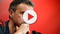 Graves problemas personales ocasionan que Luis Enrique deje la Selección Española