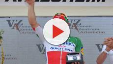 Giro di Svizzera: anche la quinta tappa è di Viviani