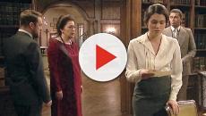 Il Segreto, spoiler: Maria infuriata con Francisca e Fernando a causa di Roberto