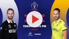 PTV Sports live streaming NZ vs SA ICC WC match at Sports.ptv.com.pk in Pakistan