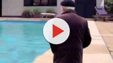 Un posto al sole, spoiler dal 24 al 28 giugno: un anziano si aggirerà in casa di Marina