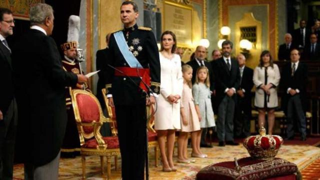 Se cumplen 5 años del reinado de Felipe VI, momentos importantes