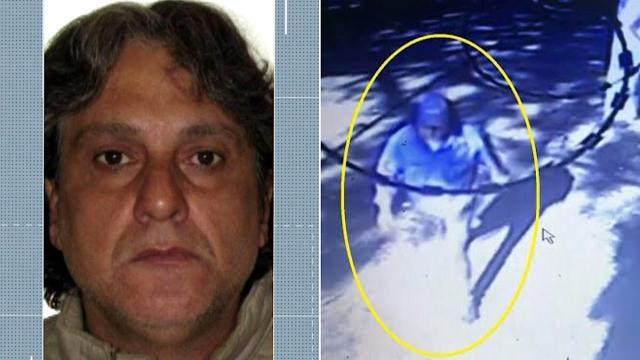 Vídeo mostra suspeito de matar Rafael Miguel fugindo da cena do crime