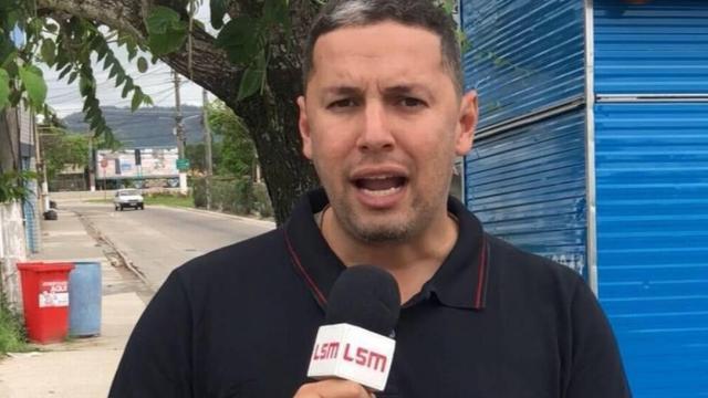 Jornalista é morto a tiros em Maricá, no Rio de Janeiro